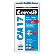 CM 17 Клеящая смесь Super Flexible, 25 кг