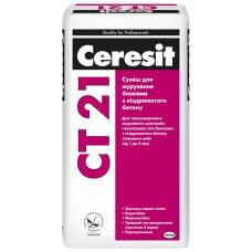 CT 21 Суміш для мурування блоками з ніздрюватого бетону (Зима), 25 кг